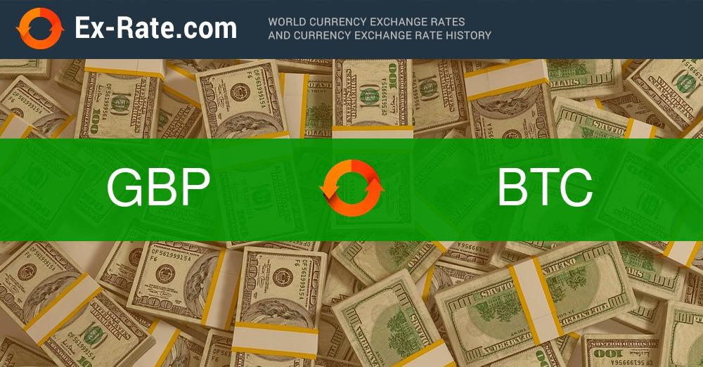 Keisti GBP į BTC (GBP į Bitcoin))